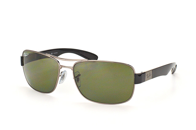 Ray-Ban RB 3522 004/9A vista en perspectiva
