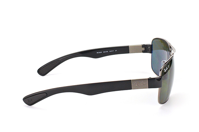 Ray-Ban RB 3522 004/9A perspective view