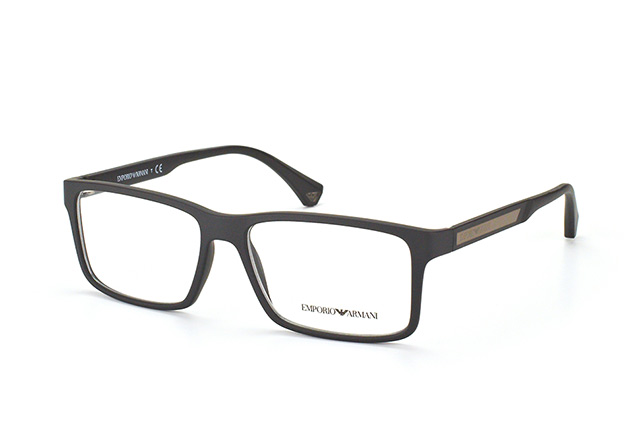 c31235cf934 Back to overview · Home · Glasses · Emporio Armani Glasses  Emporio Armani  EA 3038 5063. null perspective view ...