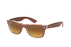 Ray-Ban New Wayfarer RB 2132 6145/85 small
