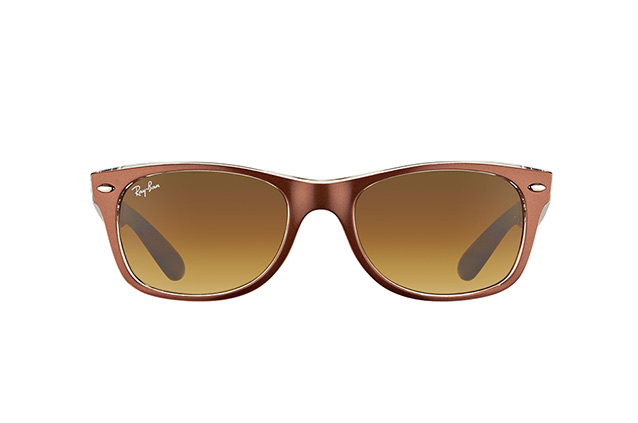 Ray-Ban New Wayfarer RB 2132 6145/85 vista en perspectiva