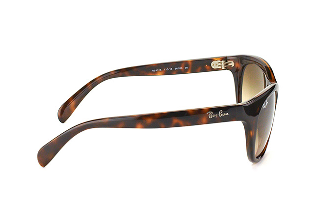 Ray-Ban RB 4216 710/13 vista en perspectiva