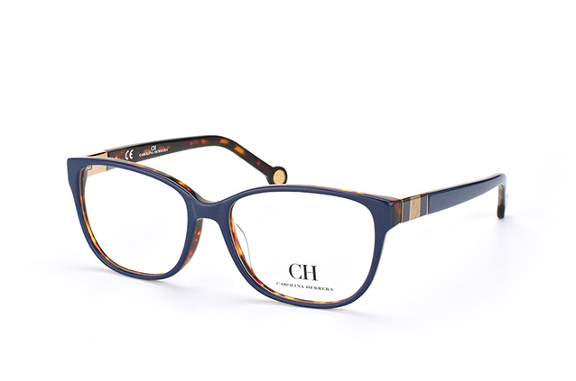 Carolina Herrera VHE 614 0T55 perspective view