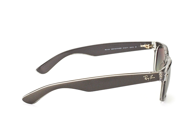 Ray-Ban New Wayfarer RB 2132 6143/71 perspective view
