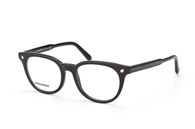 Dsquared2 DQ 5144/V 001 vista en perspectiva