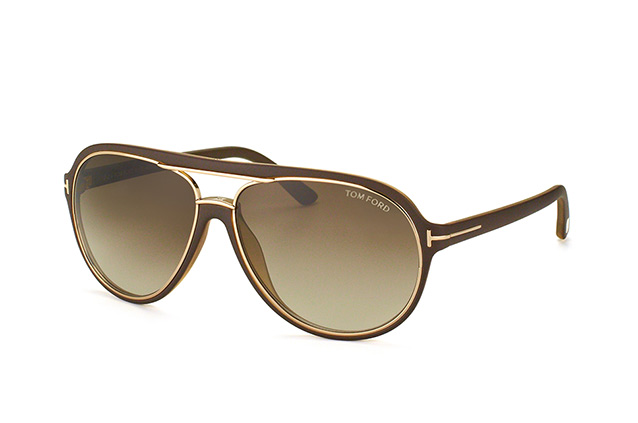 Tom Ford Sergio FT 0379/S 50K vue en perpective