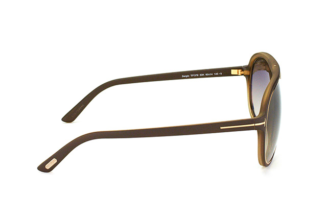Tom Ford FT 0379/S 50K perspective view