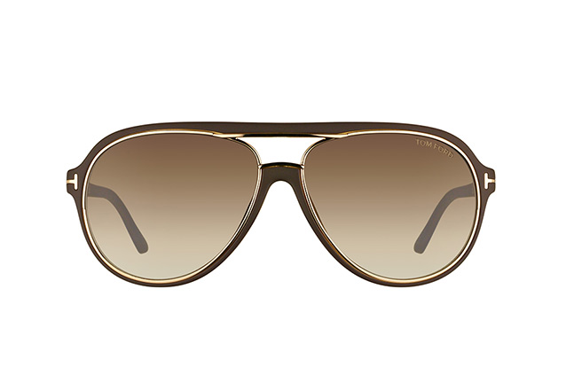 Tom Ford Sergio FT 0379/S 50K perspective view