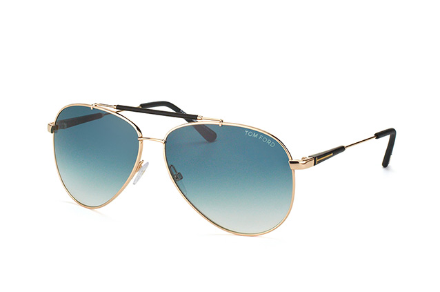 Tom Ford Rick FT 0378/S 28W vue en perpective