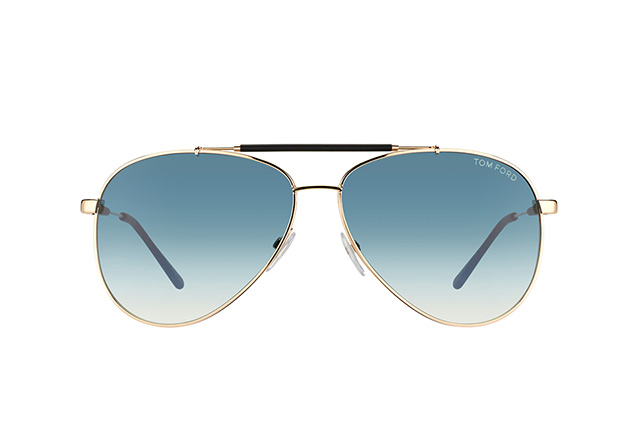 Tom Ford Rick FT 0378/S 28W vista en perspectiva