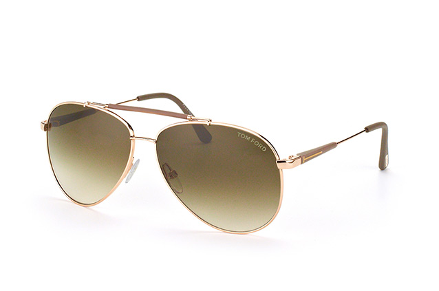 Tom Ford Rick FT 0378/S 28J perspective view