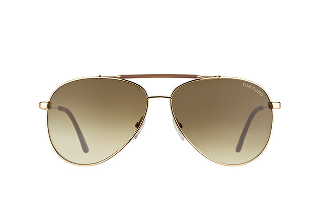 Tom Ford Rick FT 0378/S 28J vue en perpective