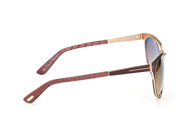 Tom Ford Nina FT 0373/S 48F vista en perspectiva