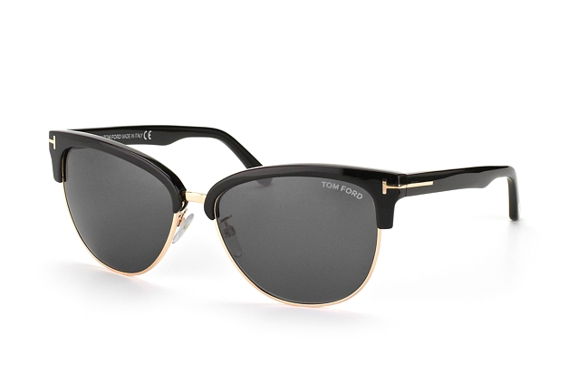 Tom Ford Fany FT 0368/S 01A Perspektivenansicht