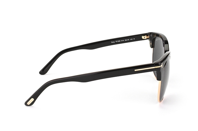 Tom Ford FT 0368/S 01A perspective view