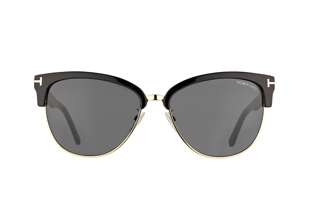 Tom Ford Fany FT 0368/S 01A vista en perspectiva