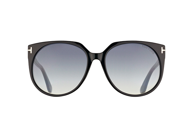 Tom Ford Agatha FT 0370/S 01B perspective view