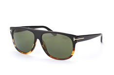 Tom Ford Kristen FT 0375/s 05R, Aviator Sonnenbrillen, Braun