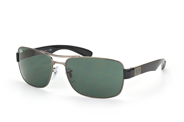 6a6aaac9b30 ... Home · Sunglasses · Ray-Ban Sunglasses  Ray-Ban RB 3522 004 71. null  perspective view ...
