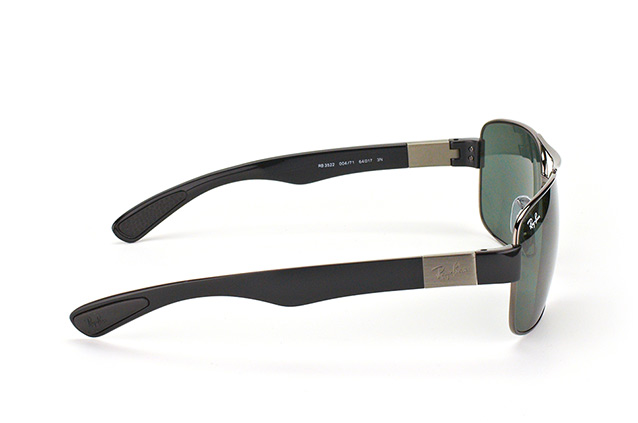 Ray-Ban RB 3522 004/71 perspective view