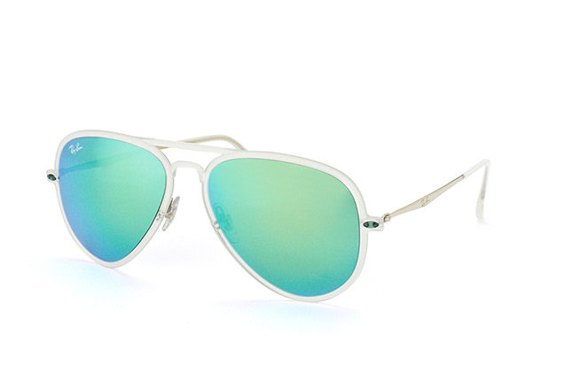 Ray-Ban RB 4211 646/3R vista en perspectiva