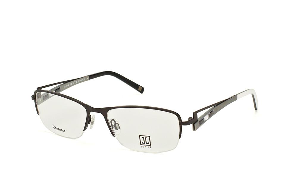 Jette 7400 c2, Oval Brillen, Silber