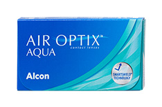 Air Optix Air Optix Aqua tamaño pequeño