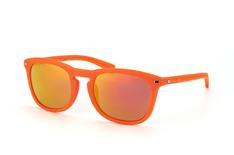 Calvin Klein CKJ 748S 800, Square Sonnenbrillen, Orange