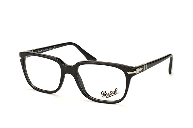 Persol PO 3094V 9014 perspective view
