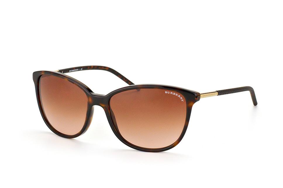 BURBERRY Burberry Damen Sonnenbrille » BE4237«, braun, 331613 - braun/braun