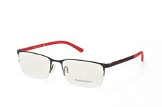 Polo Ralph Lauren PH 1150 9277, Rectangle Brillen, Schwarz