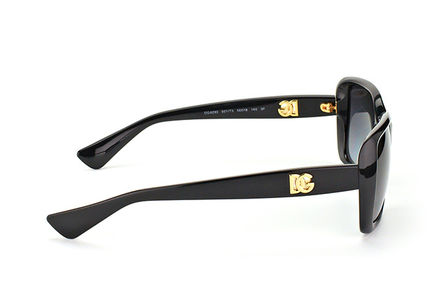 Dolce&Gabbana DG 6093 501/T3 perspective view