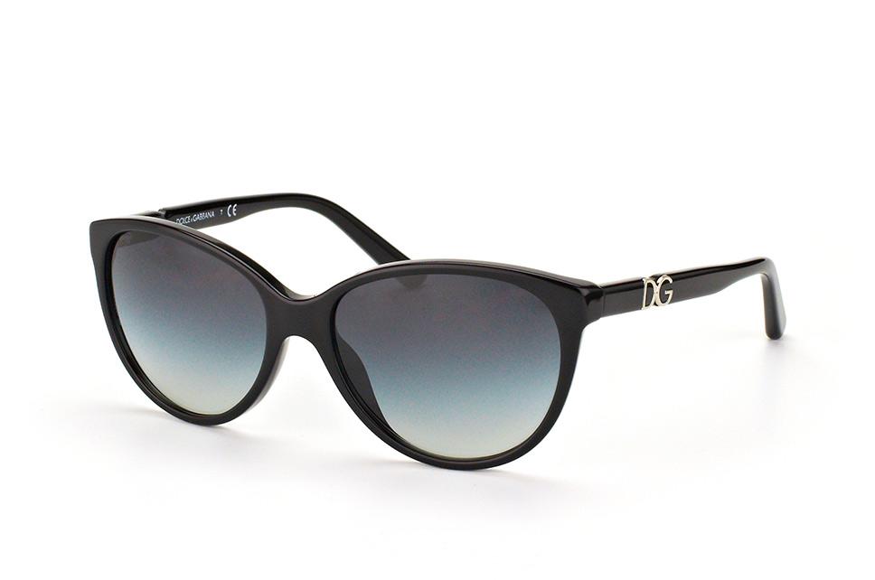 dolce&gabbana -  DG 4171PM 501/8G, Cat Eye Sonnenbrille, Damen, in Sehstärke erhältlich