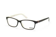 Mexx 5321 100, inkl. Gläser, Quadratische Brille, Unisex - Preisvergleich