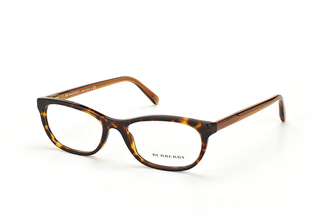 Burberry BE 2180 3506 vue en perpective