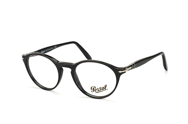 Persol PO 3092V 9014 perspective view