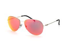 Dkny DY 5080 1029/6Q, Aviator Sonnenbrillen, Silber