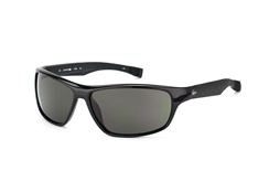 Lacoste L 744S 001, Sporty Sonnenbrillen, Schwarz