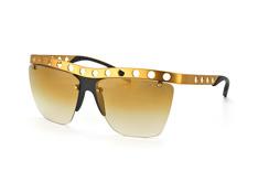 Prada PR 53Rs Twf-2G2, Browline Sonnenbrillen, Goldfarben