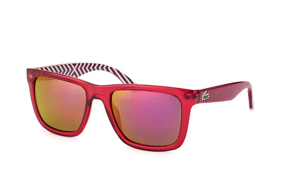 L 750S 539, Square Sonnenbrillen, Rot