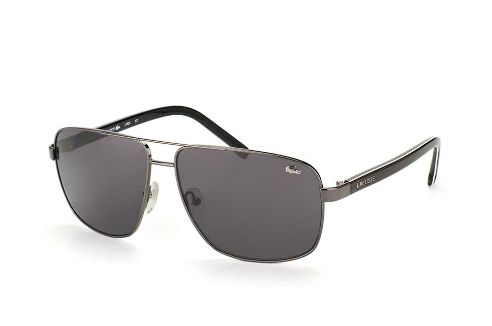 L 162S 033, Aviator Sonnenbrillen, Dunkelgrau