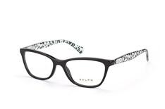 Ralph RA 7057 501, Square Brillen, Schwarz