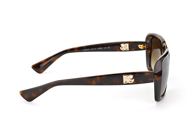 Dolce&Gabbana DG 6093 502/13 perspective view