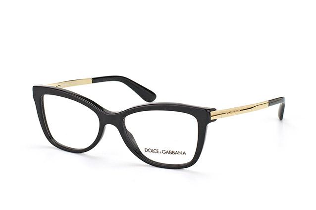 DOLCE & GABBANA Dolce & Gabbana Herren Brille » DG5030«, schwarz, 501 - schwarz