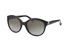 Calvin Klein ck 4261S 001, Round Sonnenbrillen, Schwarz