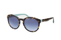 Calvin Klein ck 4259S 262, Round Sonnenbrillen, Braun