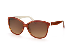 Calvin Klein ck 4258S 110, Butterfly Sonnenbrillen, Braun