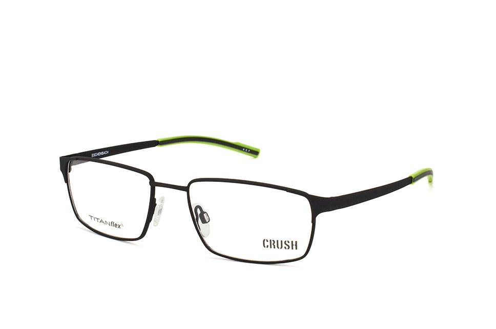 850073 10, Rectangle Brillen, Schwarz