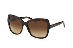 Dolce&Gabbana DG 4244 502/13, Butterfly Sonnenbrillen, Braun