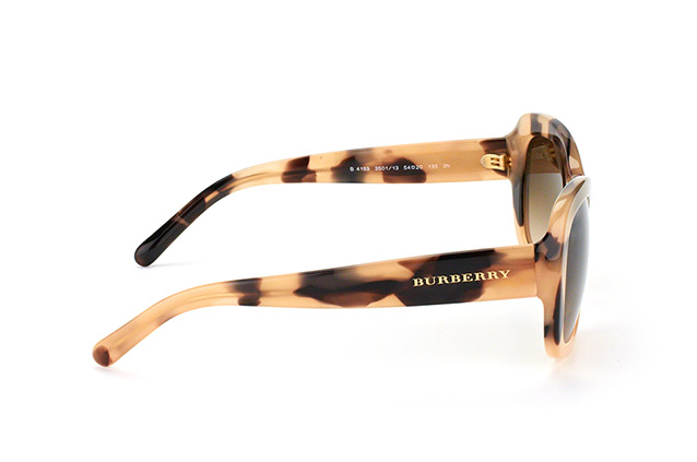 Burberry BE 4189 3501/13 Perspektivenansicht